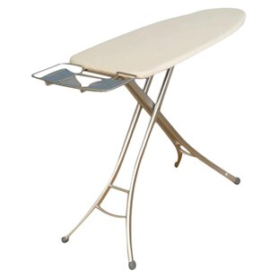 Lightweight Wide Top Ironing Board, Aluminum Leg