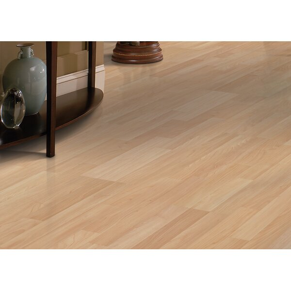 Copeland 8 x 47 x 8mm Oak Laminate Flooring in Natural Maple by Mohawk Flooring