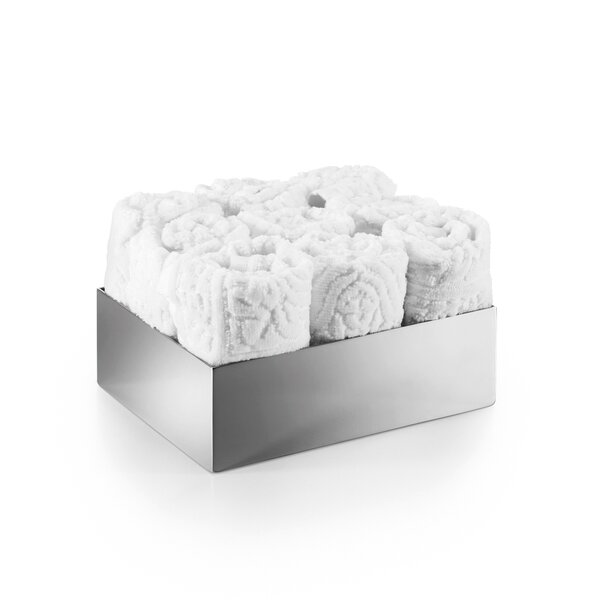 Complements Saon Bathroom Accessory Tray by WS Bath Collections