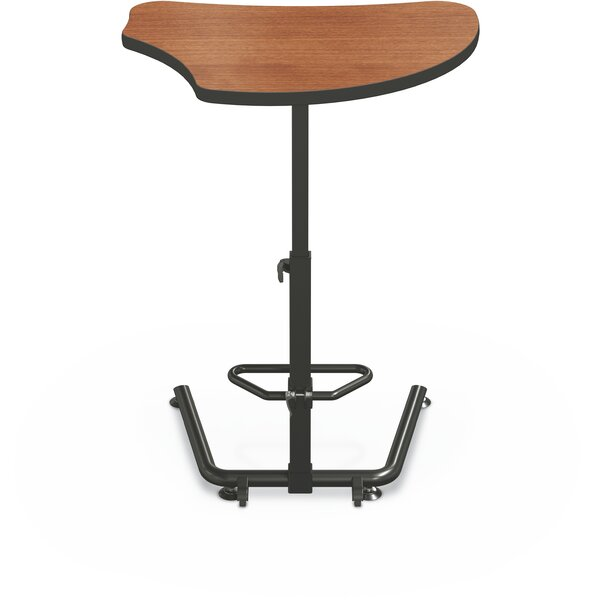 Wood Adjustable Height Collaborative Desk by Balt