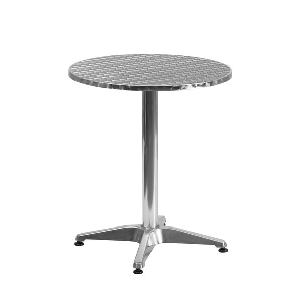 Lula Aluminum Dining Table by Zipcode Design