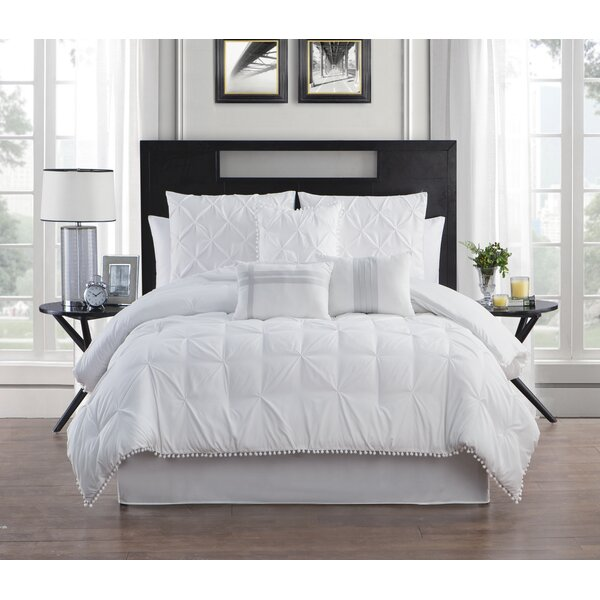 Drucilla Comforter Set by House of Hampton