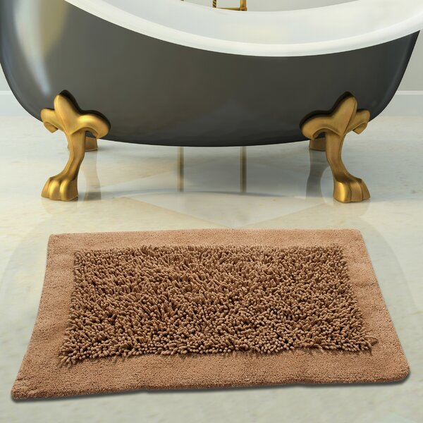 Tufted Bath Rug Set (Set of 2) by Saffron Fabs