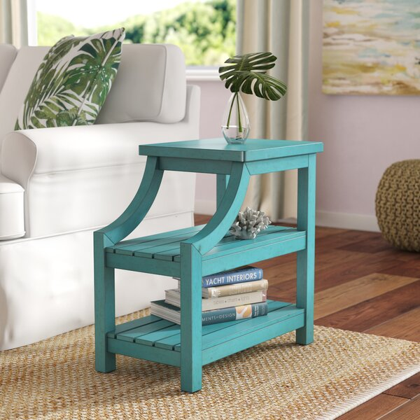 Yager End Table by Breakwater Bay