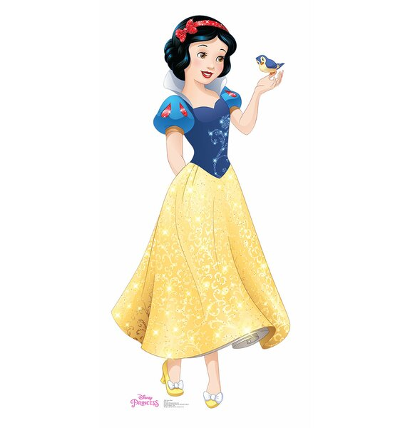 Snow White Life Size Cardboard Cutout by Advanced Graphics