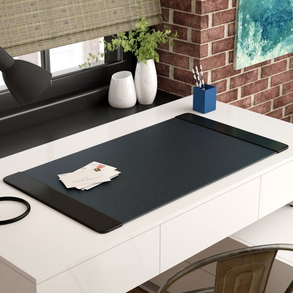 Desk Pad with Side Panel by Symple Stuff