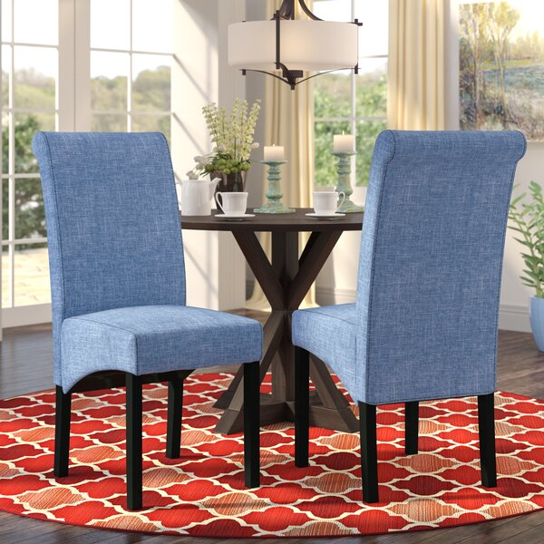 Belmonte Dining Chair (Set of 2) by Red Barrel Studio