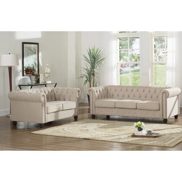 Joice Configurable Living Room Set by Darby Home Co