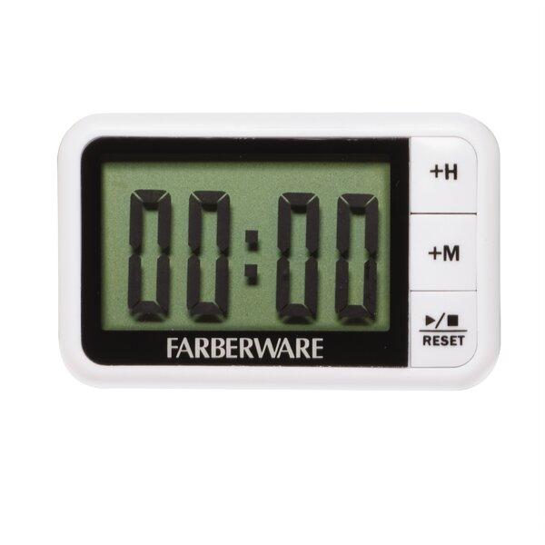 Protek Mini Digital Timer by Farberware