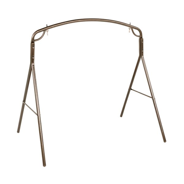 Vance Bronze Swing Frame by Millwood Pines