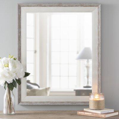 Farmhouse Amp Rustic Mirrors You Ll Love Wayfair