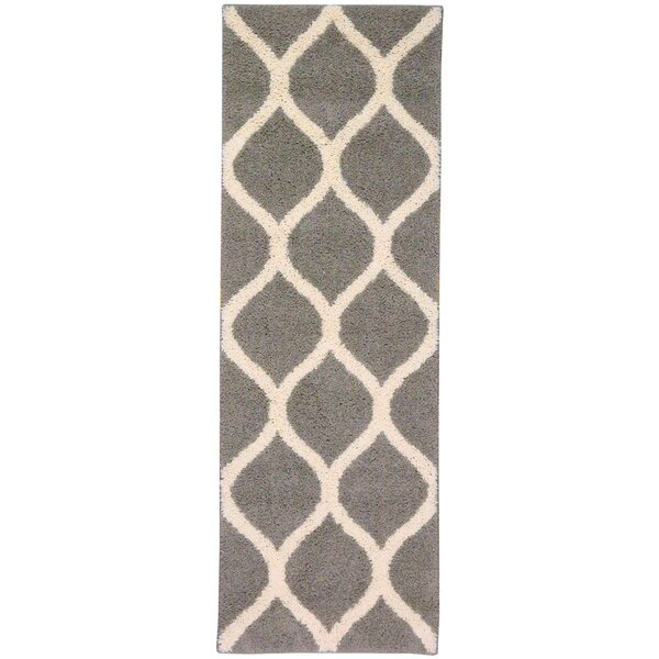 Hersom Greystone Indoor Area Rug by Charlton Home