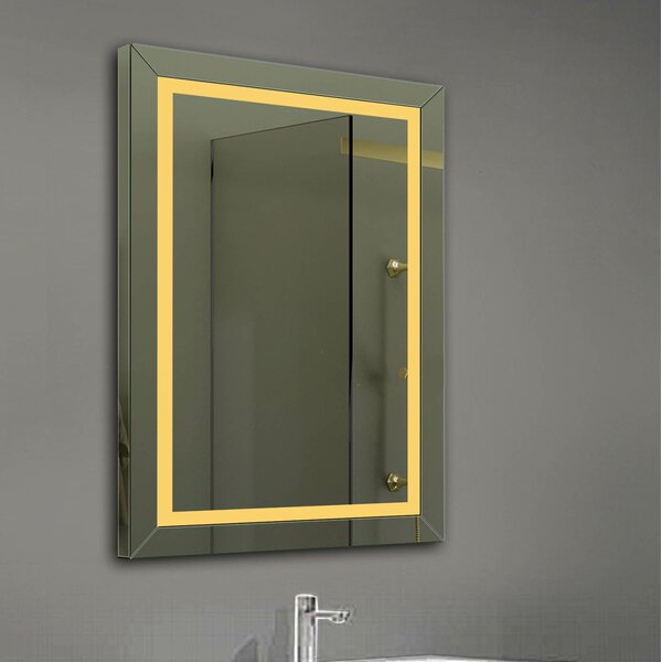 Alger LED Bathroom/Vanity Mirror by Orren Ellis