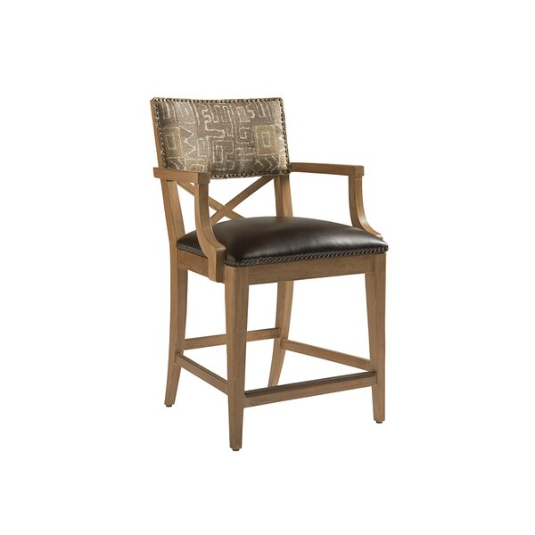 LosAltos Bar & Counter Stool by Tommy Bahama Home Tommy Bahama Home