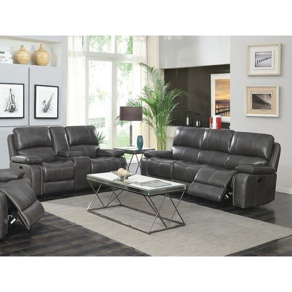 Neace 2 Piece Reclining Living Room Set by Red Barrel Studio