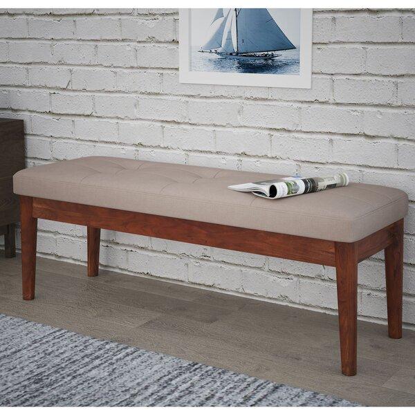 Marthasville Upholstered Bench By George Oliver