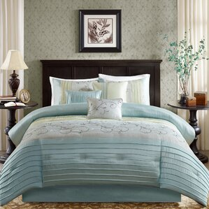 brierwood 7 piece comforter set - Cal King Comforter Sets