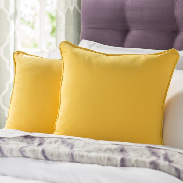 Weymouth Indoor/Outdoor Throw Pillow (Set of 2) by Andover Mills