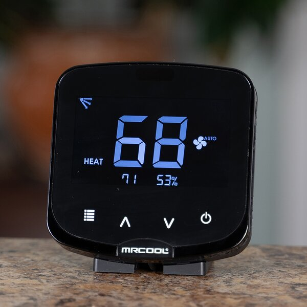 Mrcool Wi-fi Enabled Thermostat By MrCool