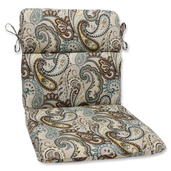 Grant  Reversible Indoor/Outdoor Chair Cushion by Three Posts