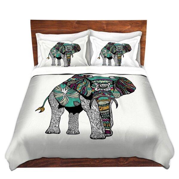 Visionary Elephant Duvet Cover Set