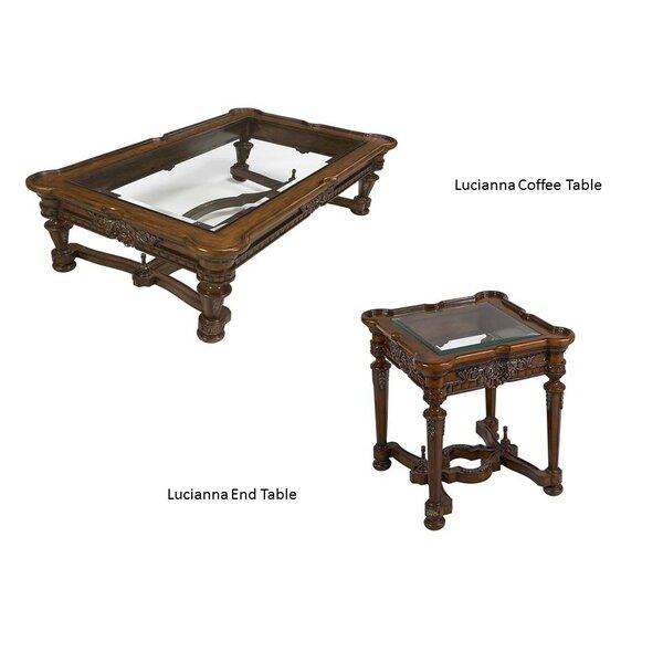 Oaklawn 2 Piece Coffee Table Set by Astoria Grand Astoria Grand