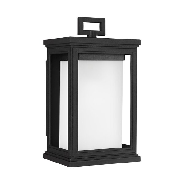 Avilla 1-Light Outdoor Flush mount by Darby Home Co