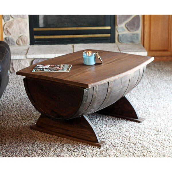 Clifford Coffee Table With Storage By Loon Peak