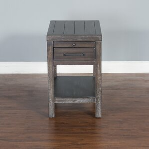 Portville End Table by Loon Pe..