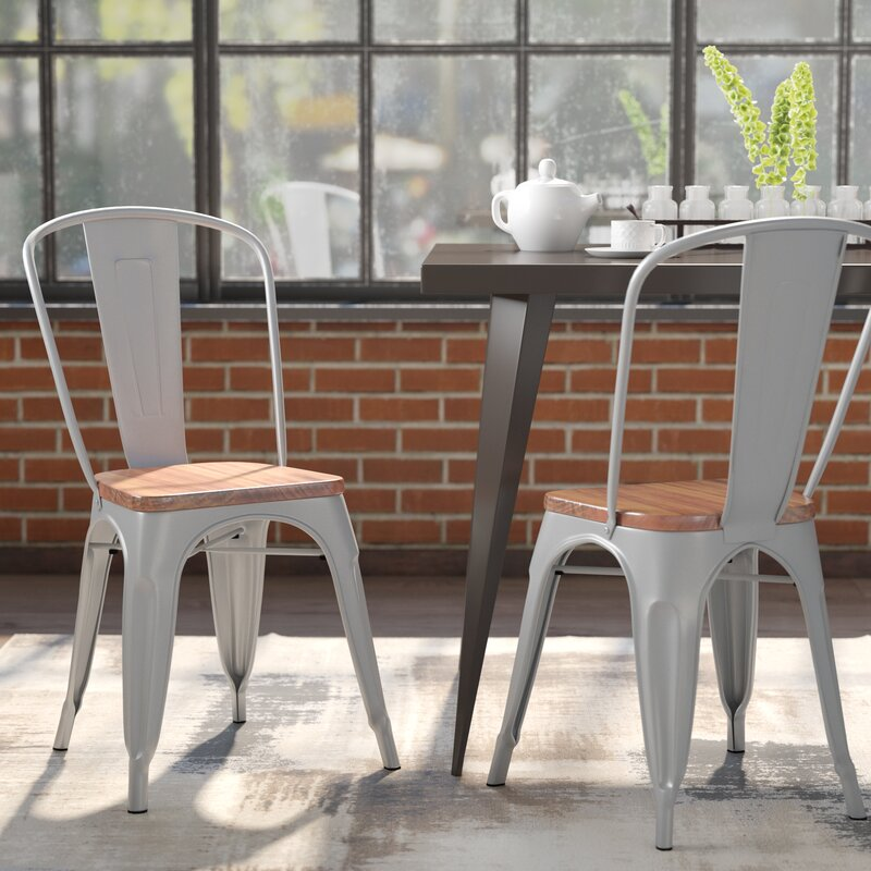 hugo dining chair set of 2