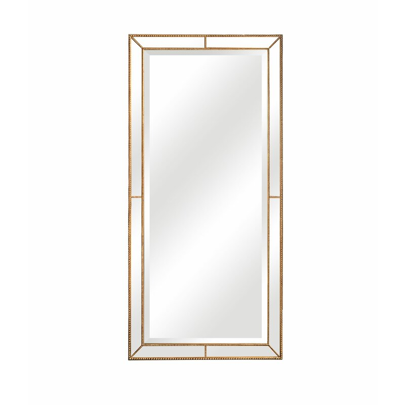 Selections By Chaumont Roxburghe Glam Beveled Full Length Mirror Reviews Perigold