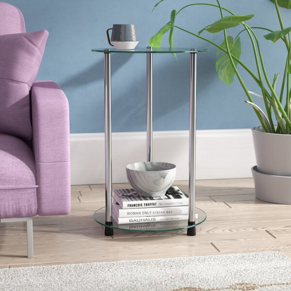 Georgette End Table by Zipcode Design