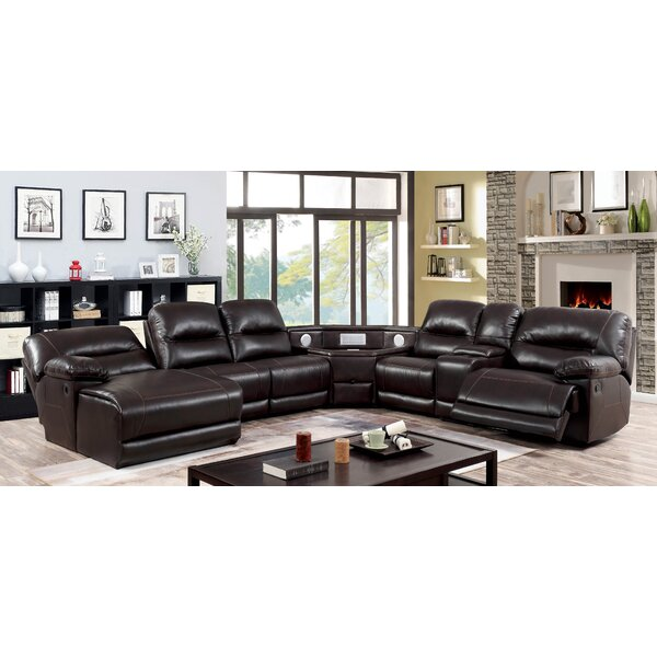 Campton Reclining Sectional by Latitude Run