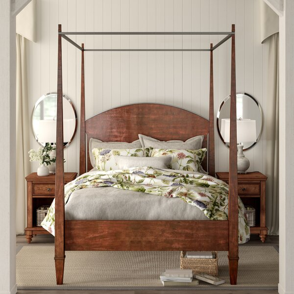 Schaffer Canopy Bed by Birch Lane™ Heritage