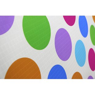 Find a In Polka Dot Outdoor Floor Mat ByBaby Care