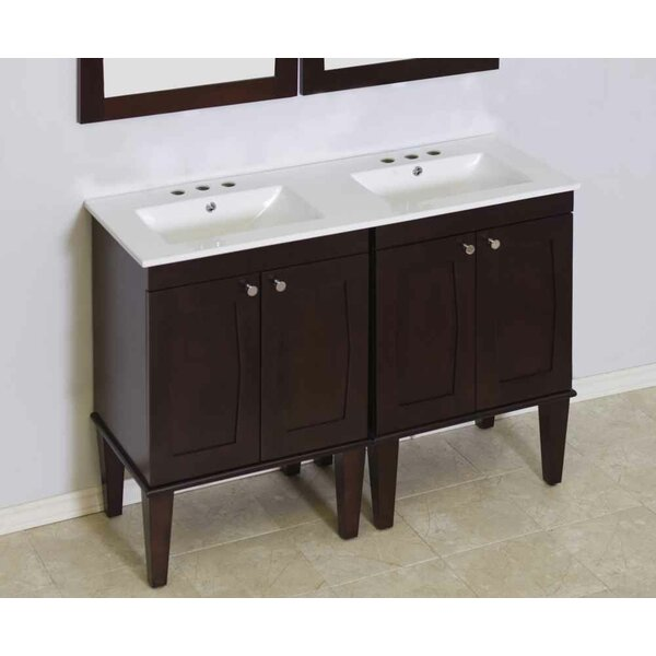 Tammaro 48 Double Bathroom Vanity Set by Red Barrel Studio