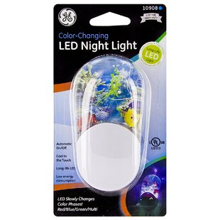 Compare prices Color Changing LED Night Light By Jasco