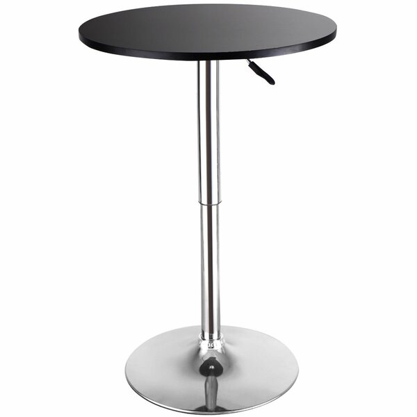 Caruso Adjustable Pub Table by Ebern Designs