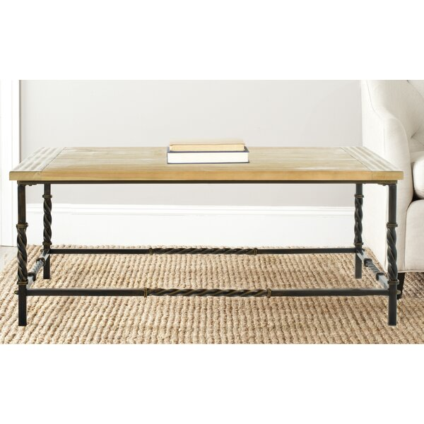 Rowan Coffee Table by Safavieh