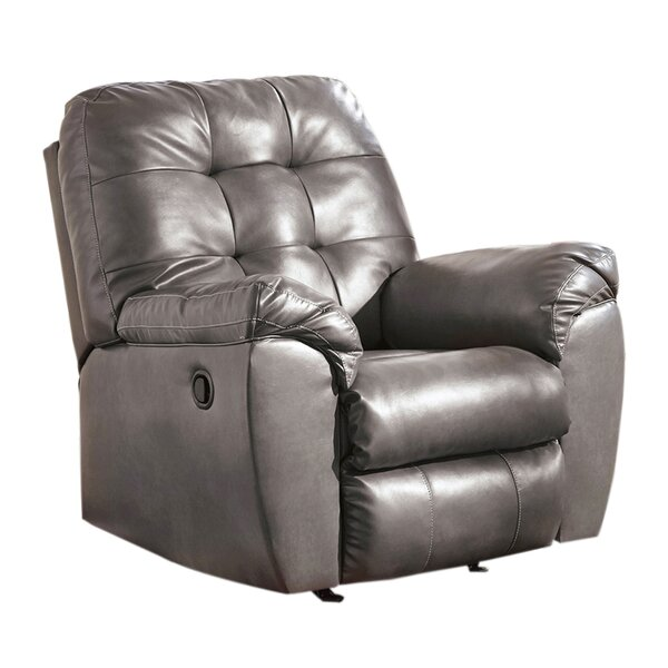 Haris Manual Rocker Recliner