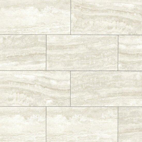 Wyette 12 x 24 Porcelain Field Tile in Polished Novona by Grayson Martin