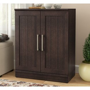 Amboyer 2 Doors Accent Cabinet Charlton Home