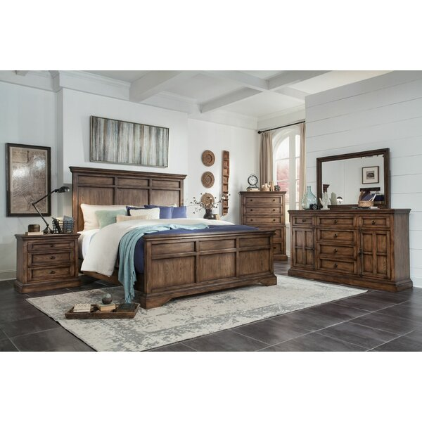 Pike Place Panel Configurable Bedroom Set by Broyhill®