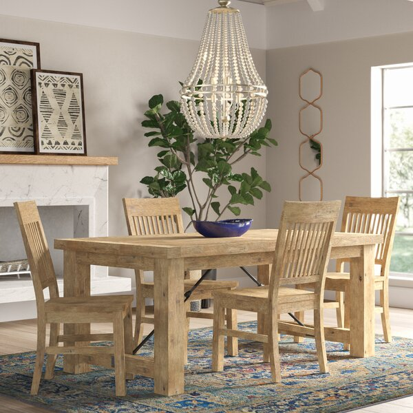 Dulce 5 Piece Dining Set by Mistana