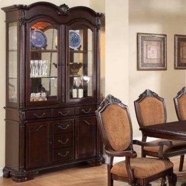 China Cabinet by A&J Homes Studio