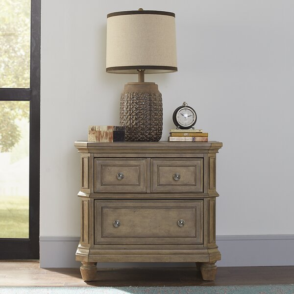 Mckelvey 2 Drawer Nightstand by Darby Home Co Darby Home Co