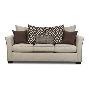Simmons Upholstery Heath Sleeper Sofa Latitude Run
