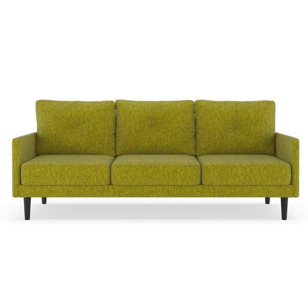 Simeon Pebble Weave Sofa by Modern Rustic Interiors