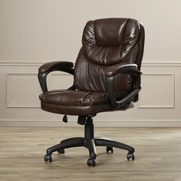 Musgrove Mid-Back Desk Chair by Charlton Home