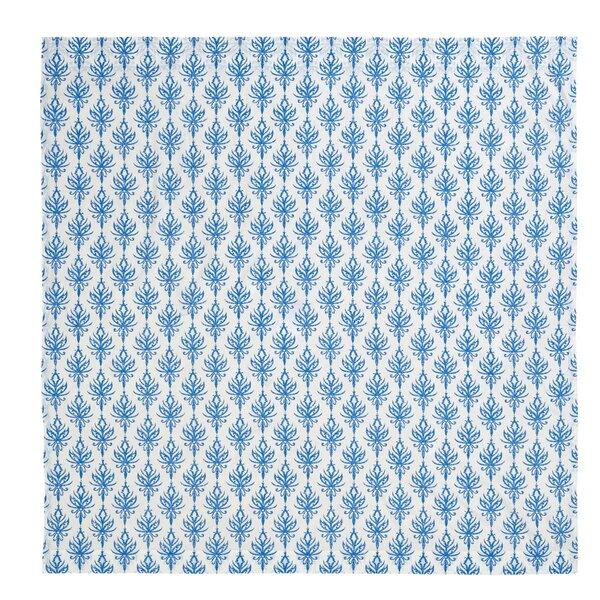 Reuben Cotton Shower Curtain by Charlton Home